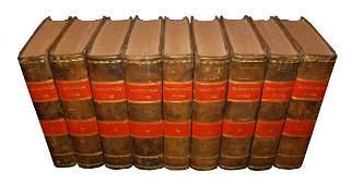[Humanism] Machiavelli, Opere, 1820-22, 9 vols