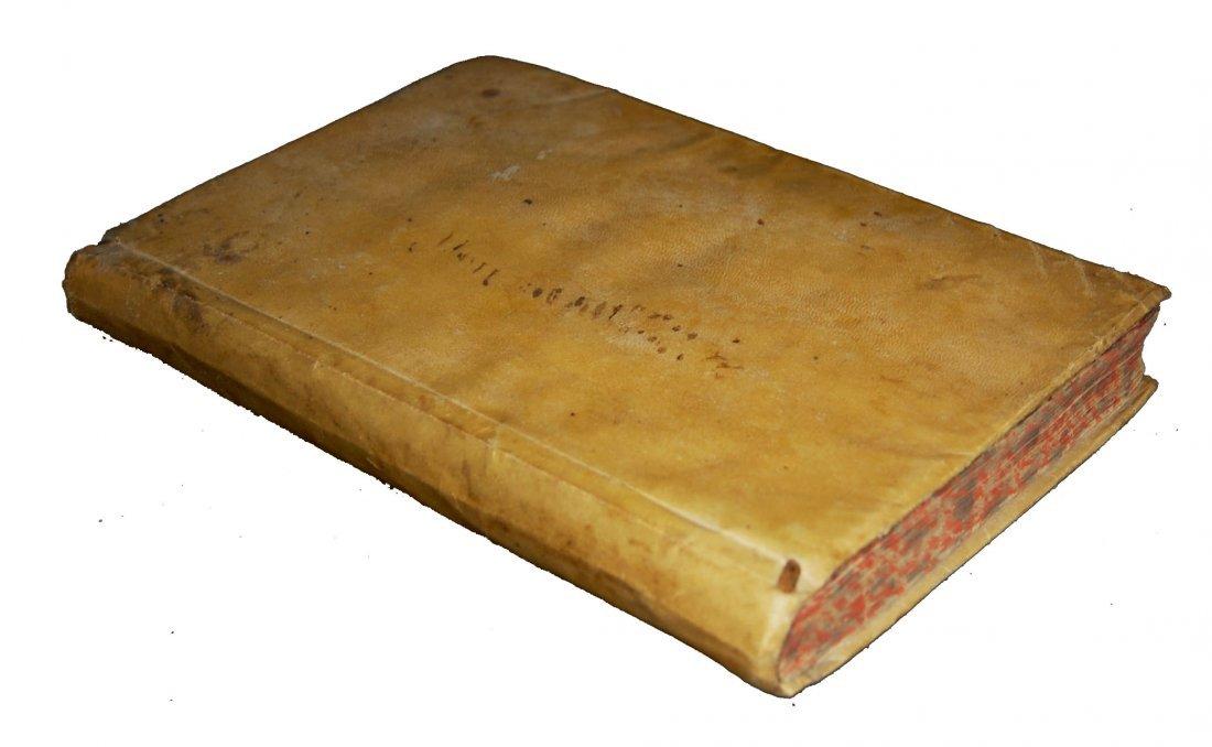 [Manuscripts, Logic, Fermo] Summule, 1679 - 3