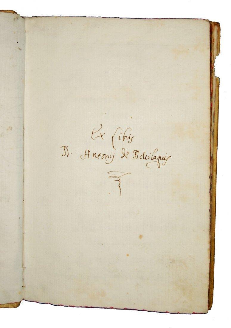 [Manuscripts, Logic, Fermo] Summule, 1679 - 4
