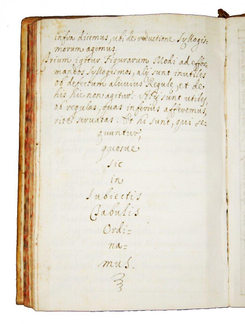 [Manuscripts, Logic, Fermo] Summule, 1679 - 9