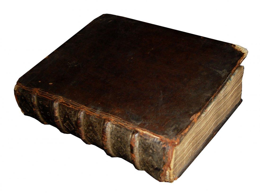 [Manuscripts, Logic, Engravings] Desvignes, 1701 - 2