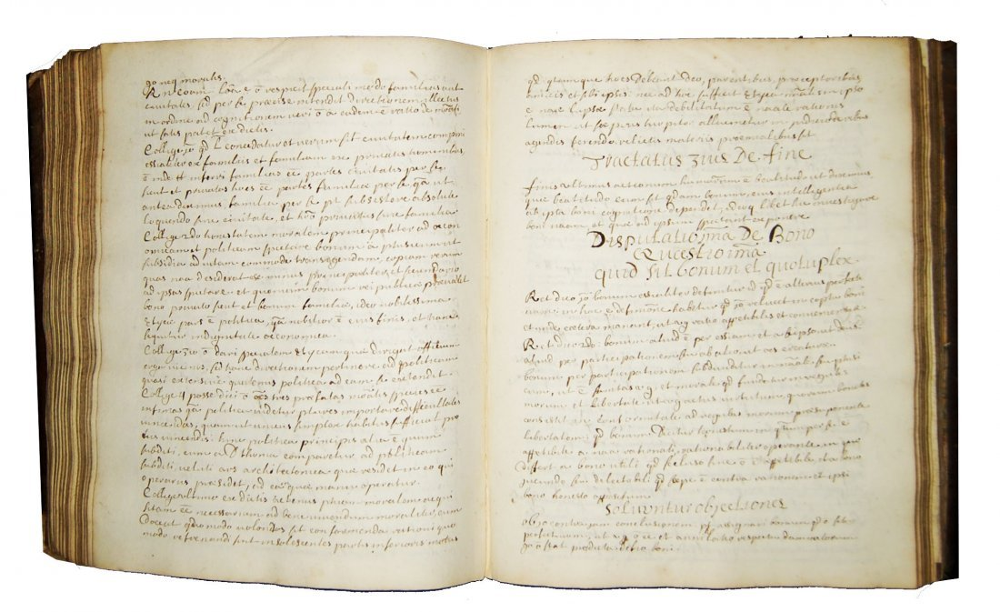 [Manuscripts, Logic, Engravings] Desvignes, 1701 - 8
