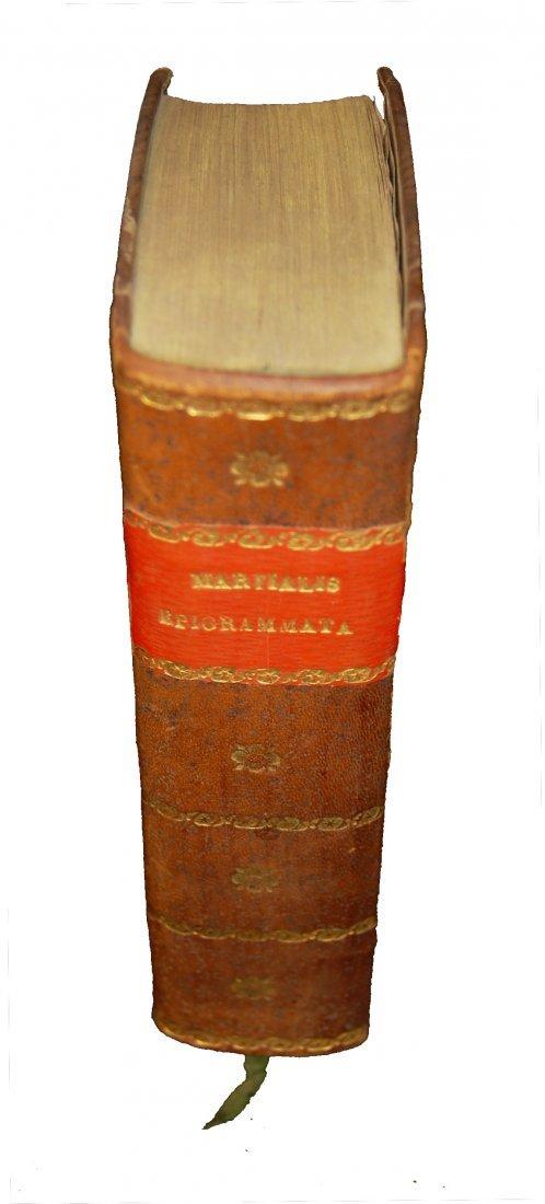 [Classics, Epigrams] Martialis, Epigrammata, 1728 - 2
