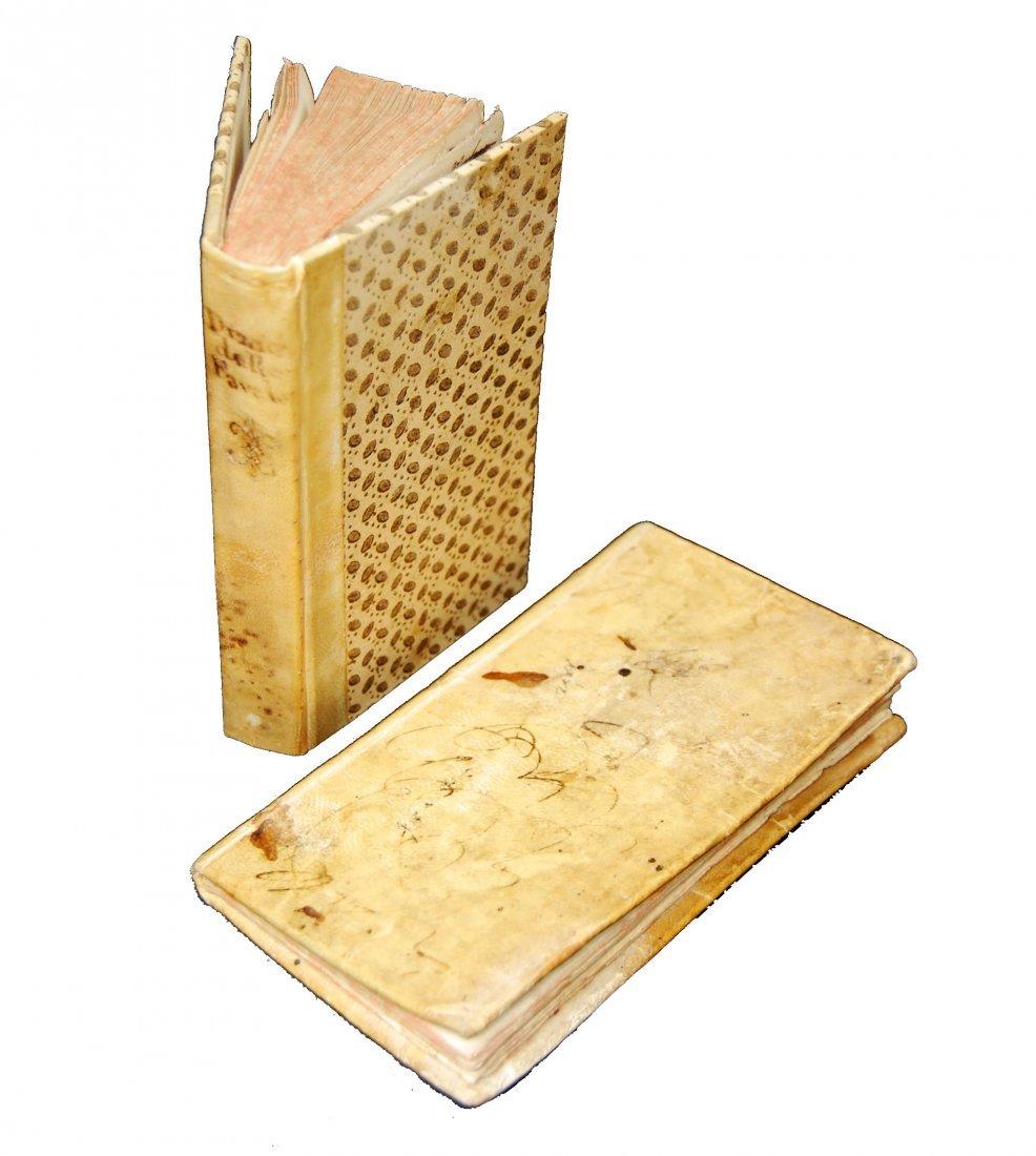 [Fables, Tales] Pasini, Dizionario delle favole, 1777