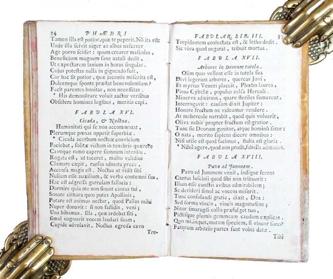 [Fables, Tales] Pasini, Dizionario delle favole, 1777 - 8