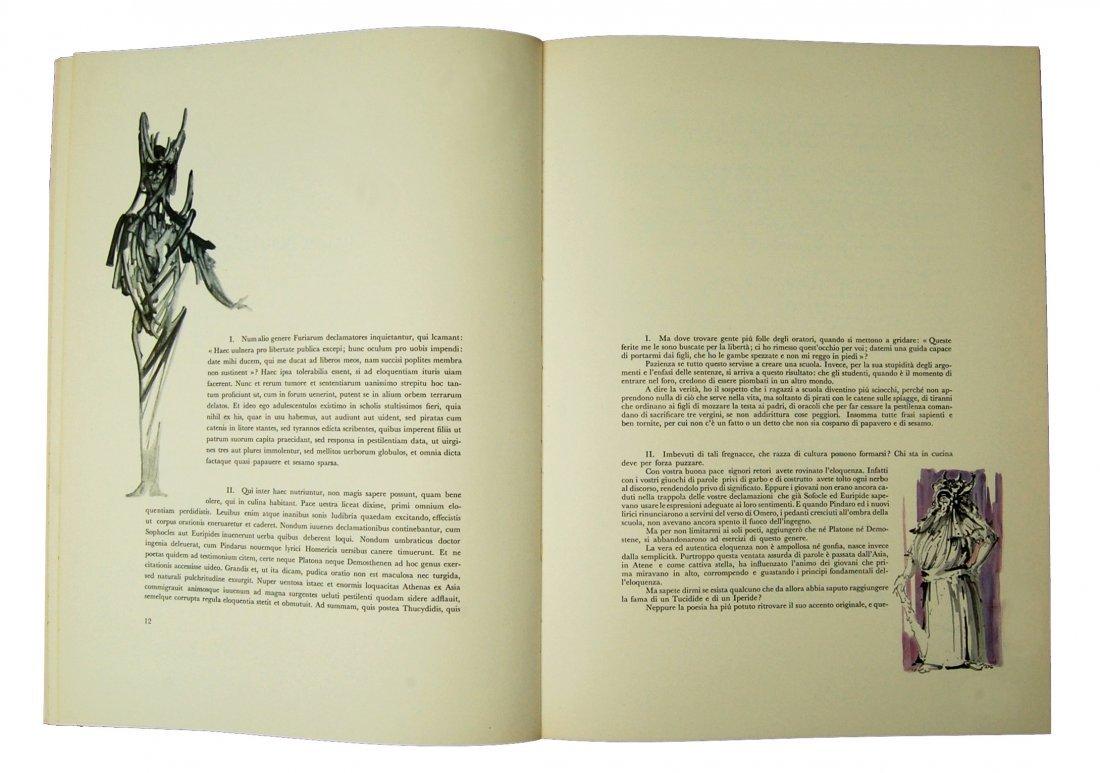 [Classics, Satires] Petronius, Satiricon, 1963, 2 v. - 5