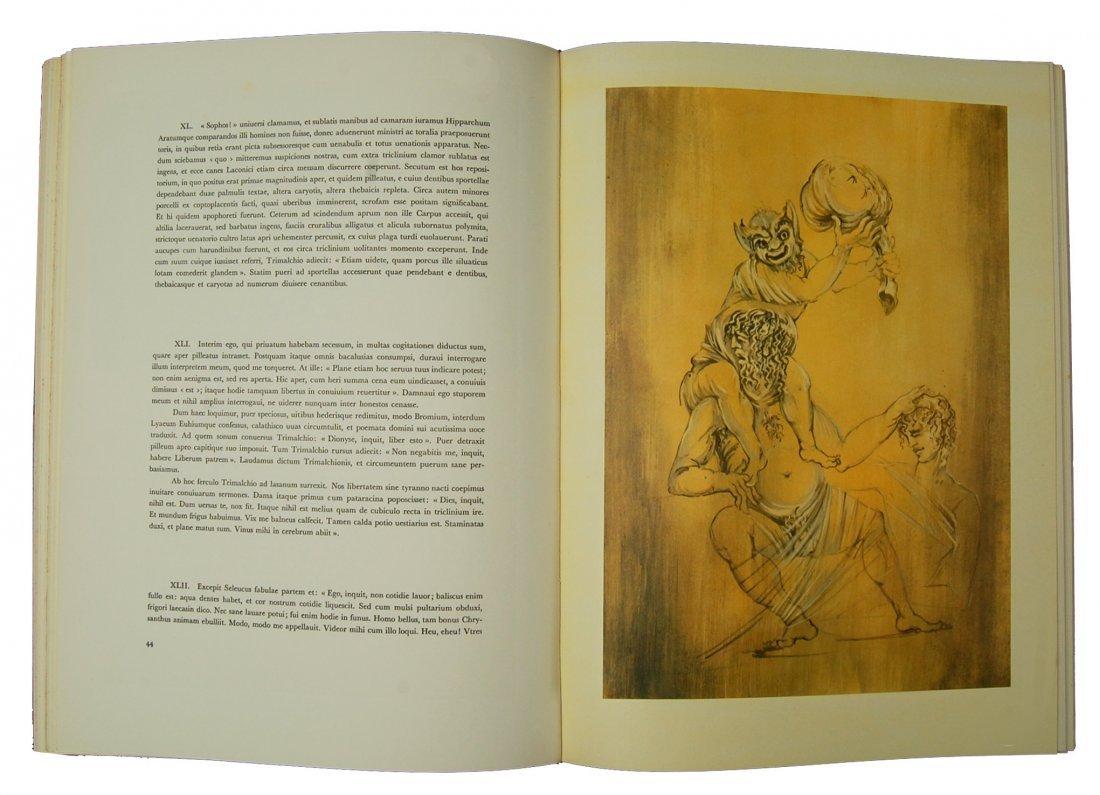 [Classics, Satires] Petronius, Satiricon, 1963, 2 v. - 7