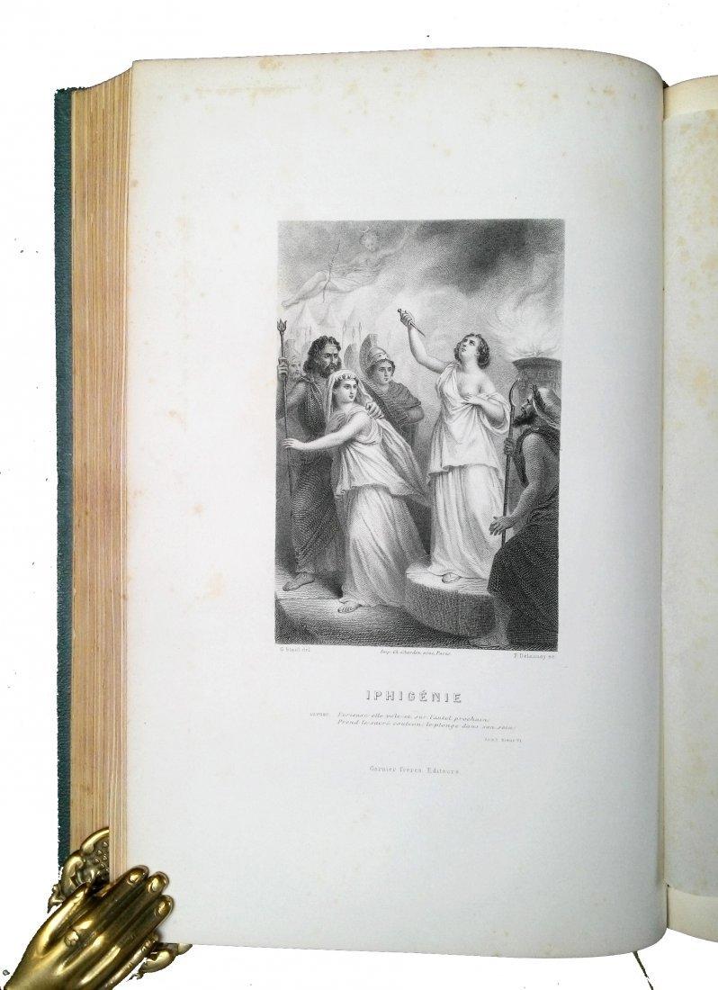 [Comedy, Cyrano] Racine-Rostand, 1858-1911, 2 works - 4