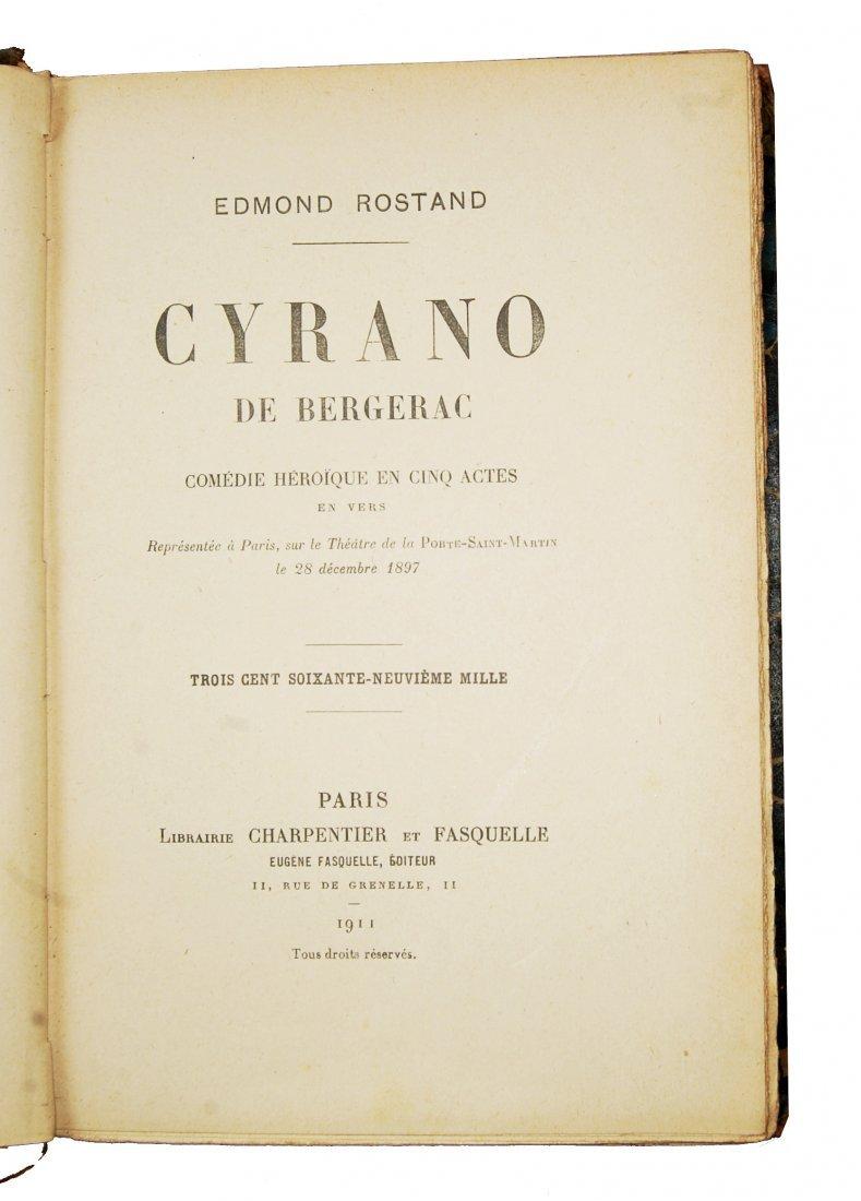 [Comedy, Cyrano] Racine-Rostand, 1858-1911, 2 works - 7