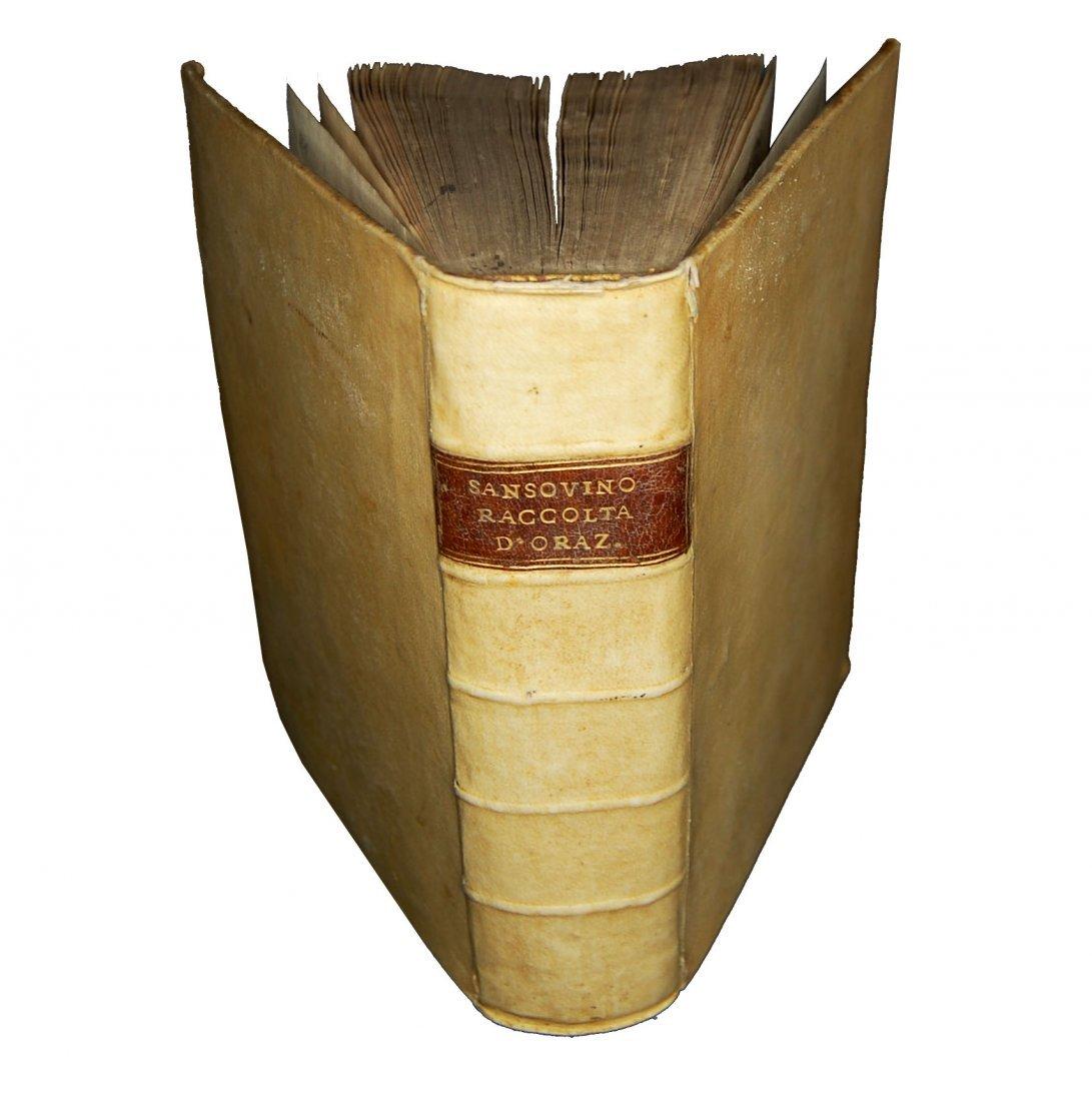 [Art of Memory, Oratory] Sansovino, 1561