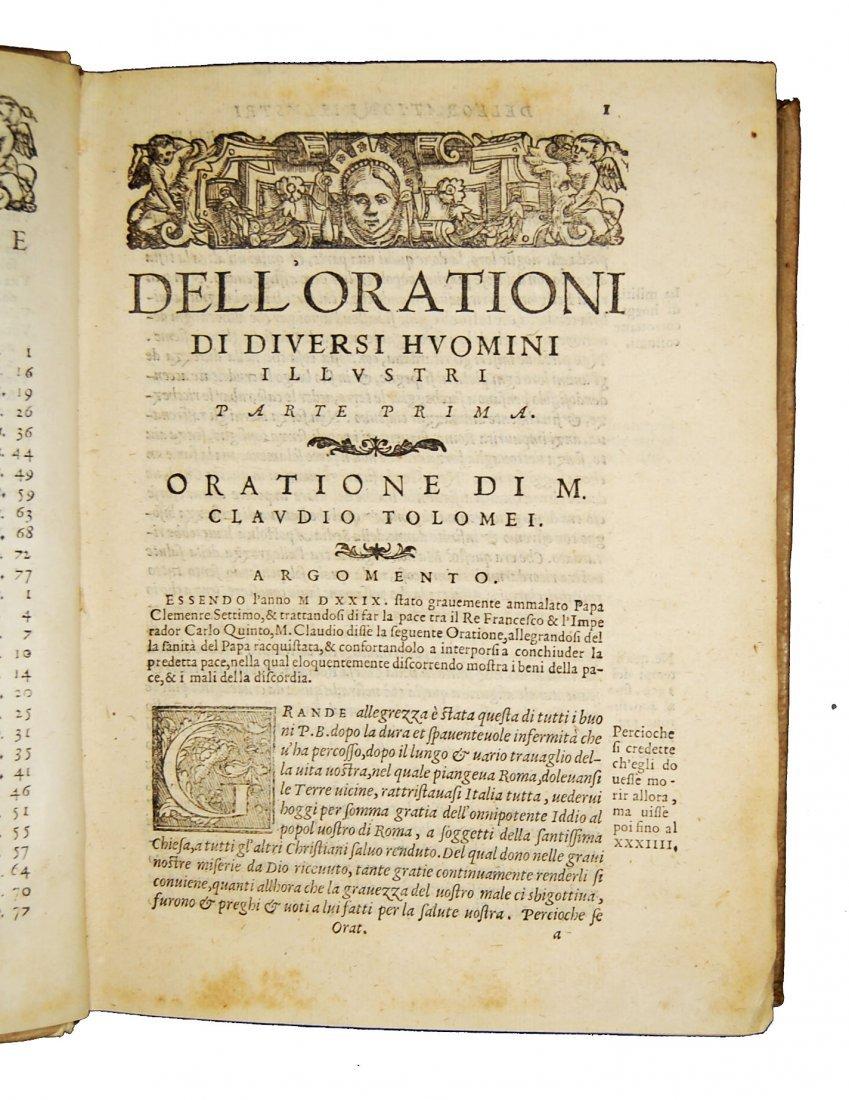 [Art of Memory, Oratory] Sansovino, 1561 - 5