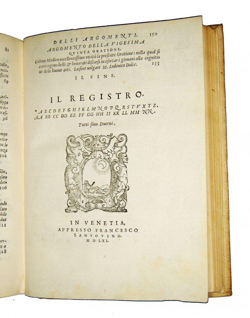 [Art of Memory, Oratory] Sansovino, 1561 - 8