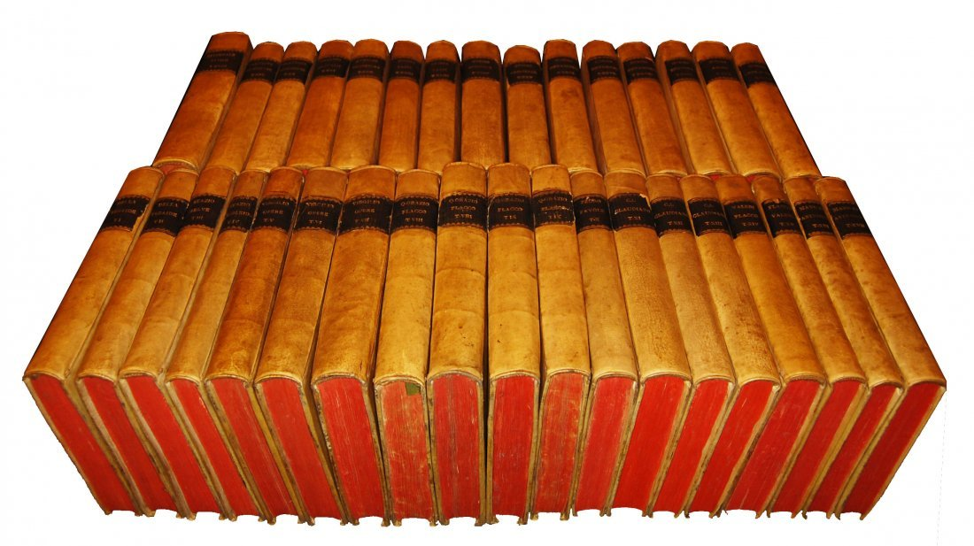 [Classics] Various A., Collection of 22 works, 1733-54 - 2