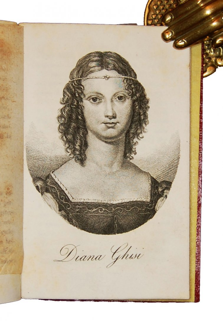[Women] Various A., Donne del Lombardo-Veneto, 1828 - 4