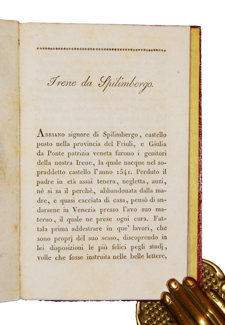 [Women] Various A., Donne del Lombardo-Veneto, 1828 - 5