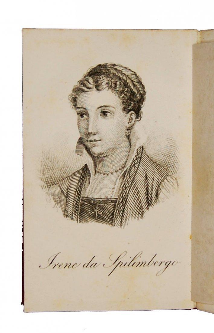 [Women] Various A., Donne del Lombardo-Veneto, 1828 - 6