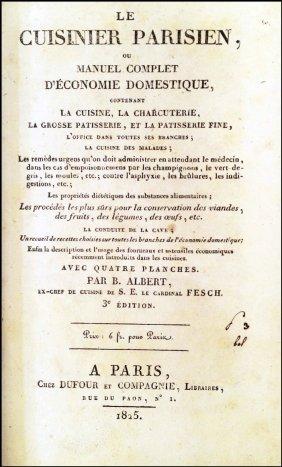[gastronomy] Albert, 1825