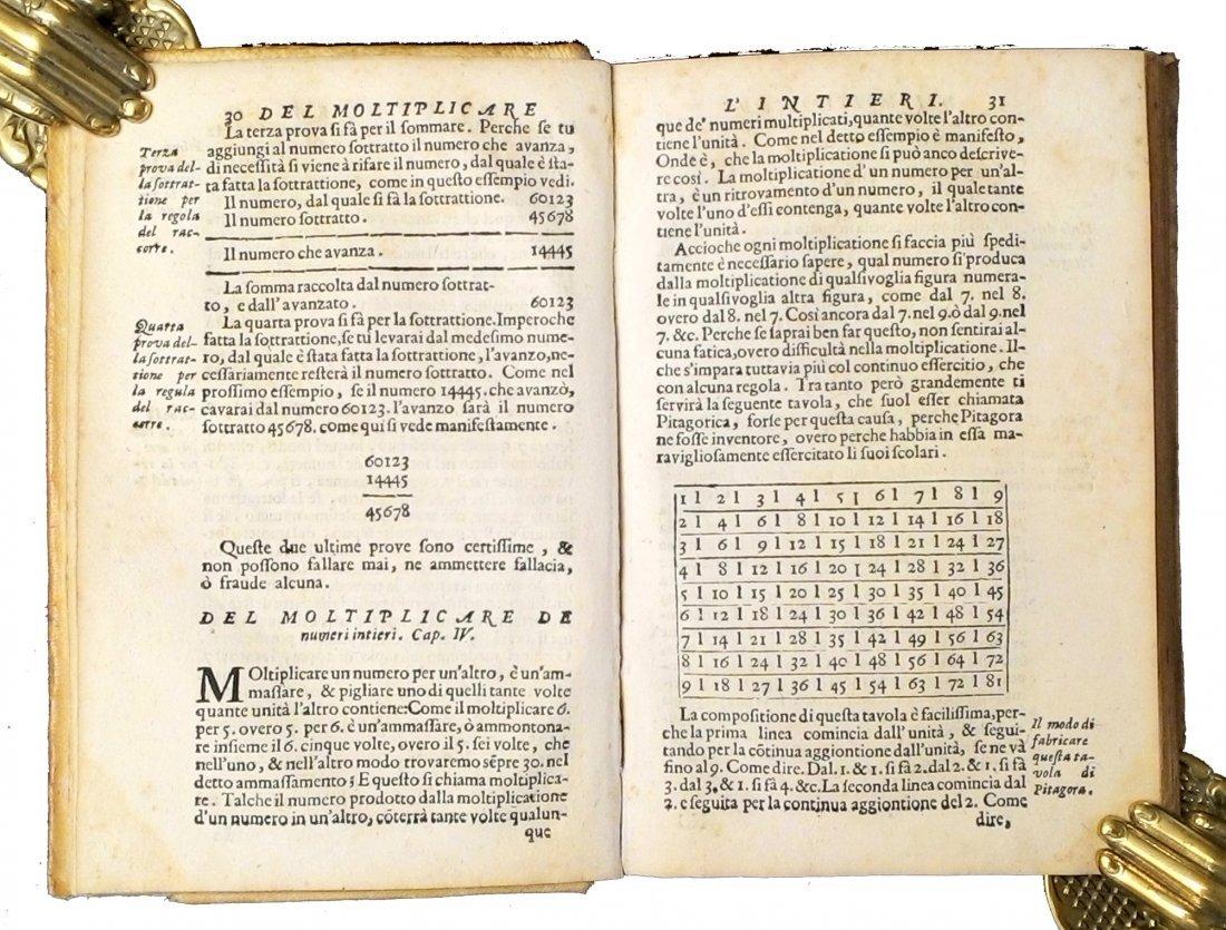 [Mathematics] Clavius, 1705 - 5