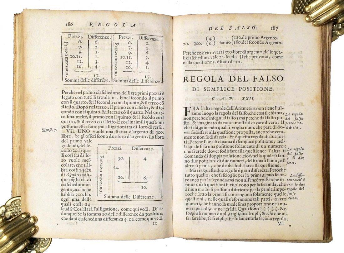 [Mathematics] Clavius, 1705 - 7