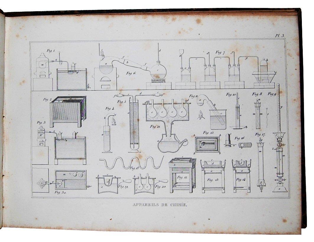[Chemistry] Dumas, 1847-1848, 2 vol. - 4