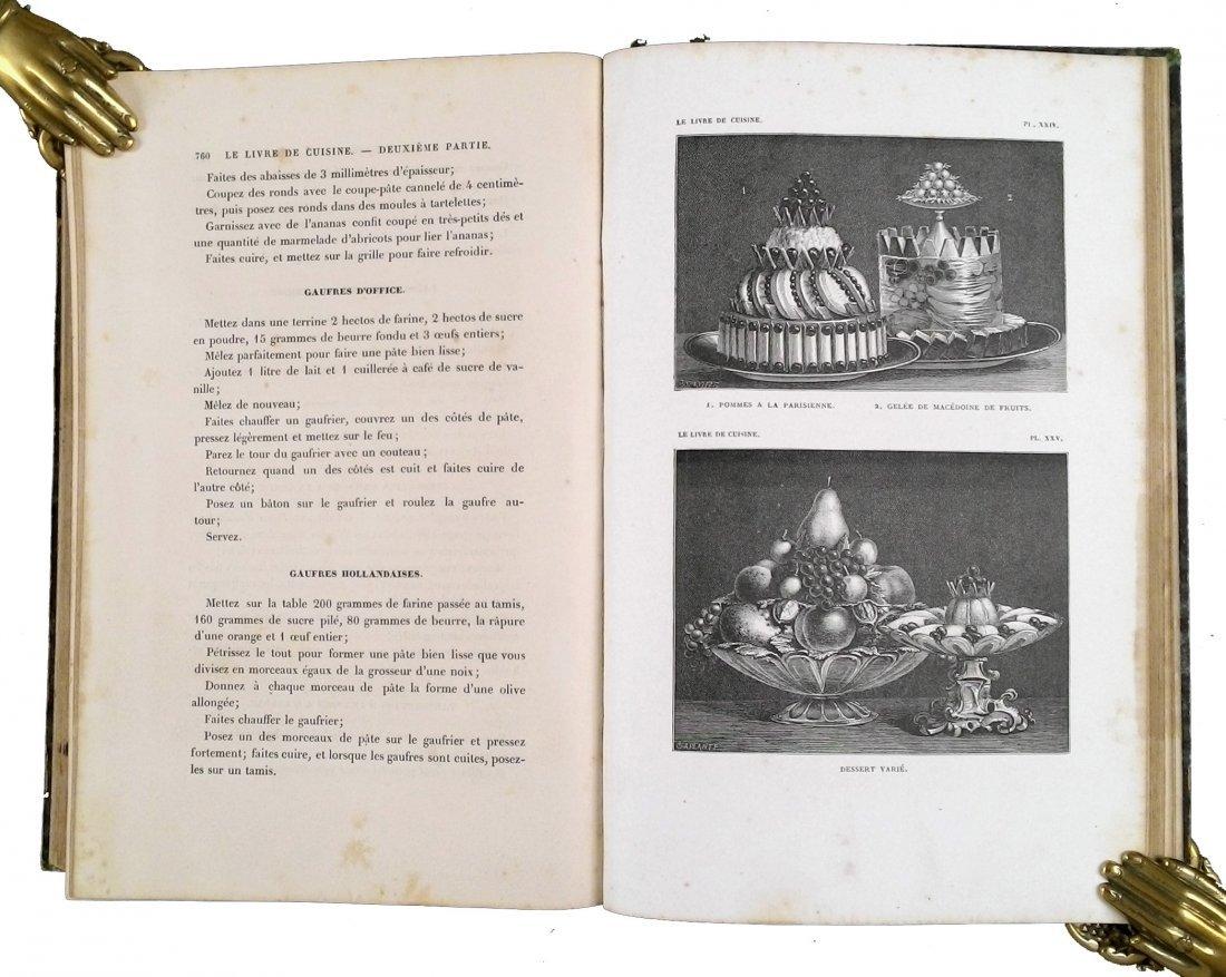 [French Gastronomy] Gouffe, Livre de Cuisine, 1877 - 9