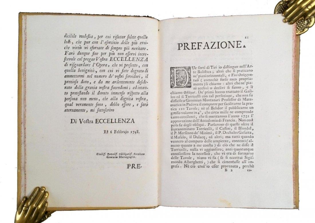 [Science of War, Balistic] Marzagaglia, 1748 - 4