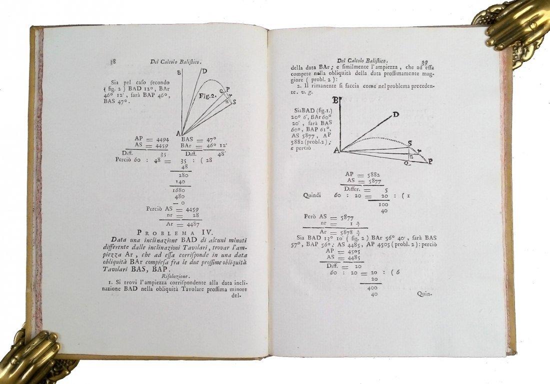 [Science of War, Balistic] Marzagaglia, 1748 - 6