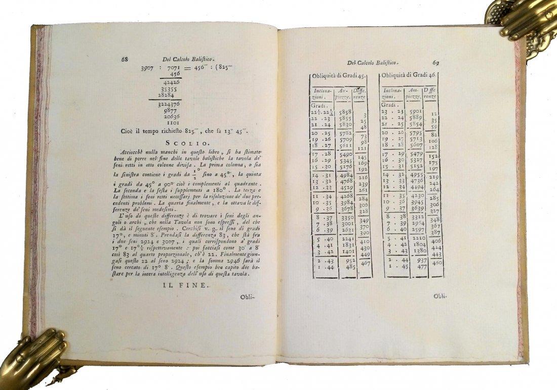 [Science of War, Balistic] Marzagaglia, 1748 - 8