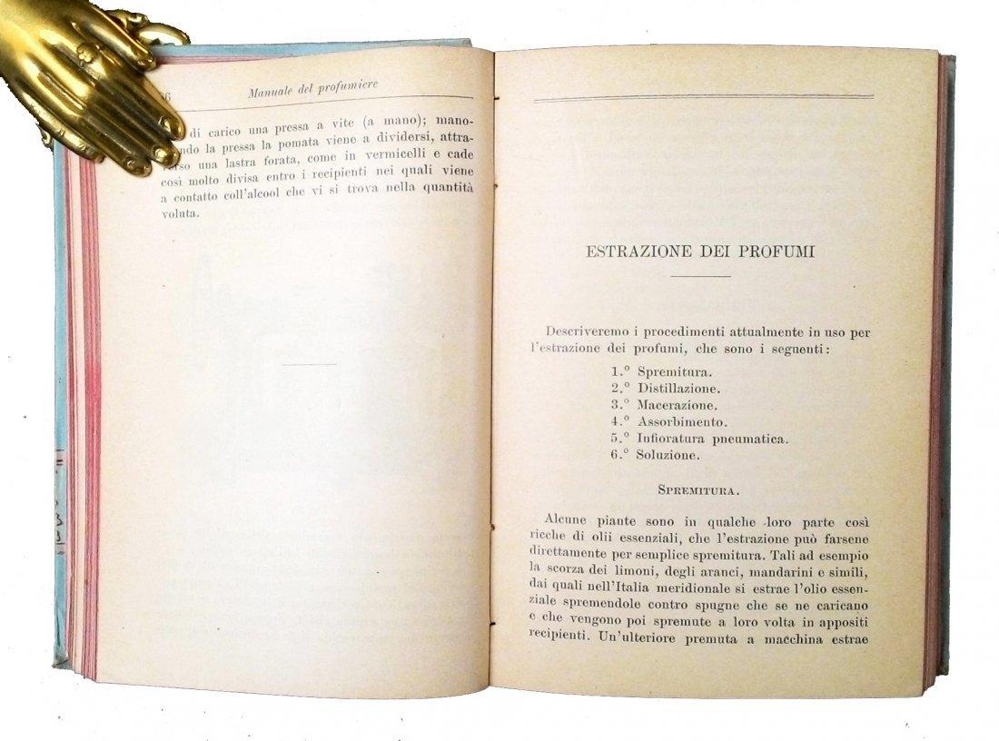 [Perfumes, Manuali Hoepli] Rossi, 1902 - 4