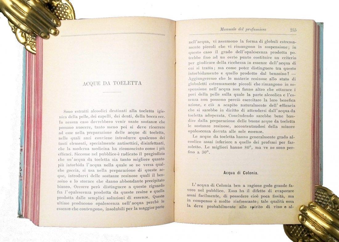 [Perfumes, Manuali Hoepli] Rossi, 1902 - 6