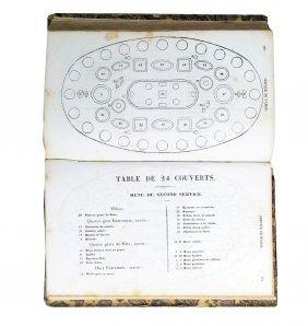 [french Gastronomy] Viart-fouret-delan, 1838