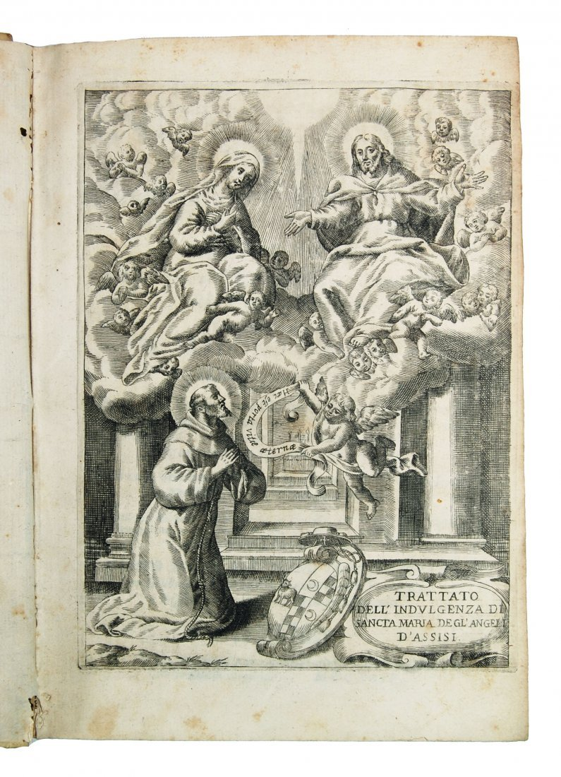[Assisi, Indulgences] Tofi, 1644