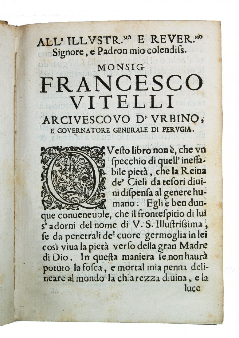 [Assisi, Indulgences] Tofi, 1644 - 4