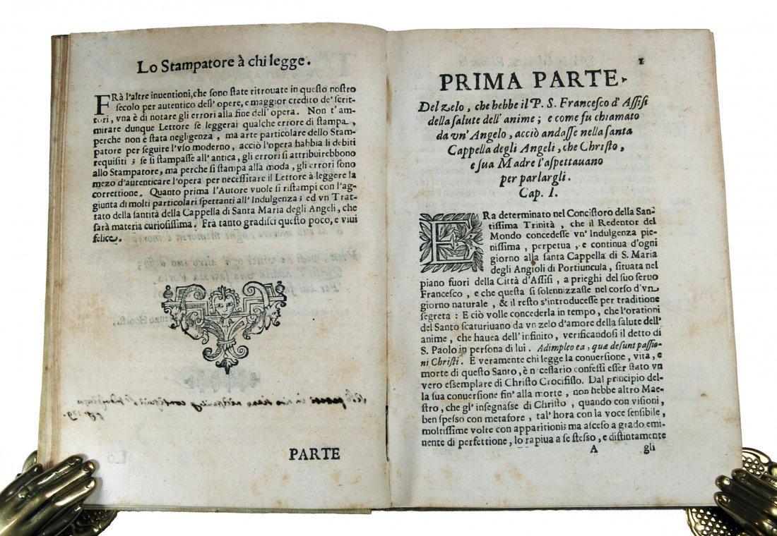 [Assisi, Indulgences] Tofi, 1644 - 6