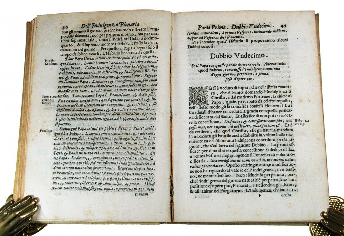 [Assisi, Indulgences] Tofi, 1644 - 7