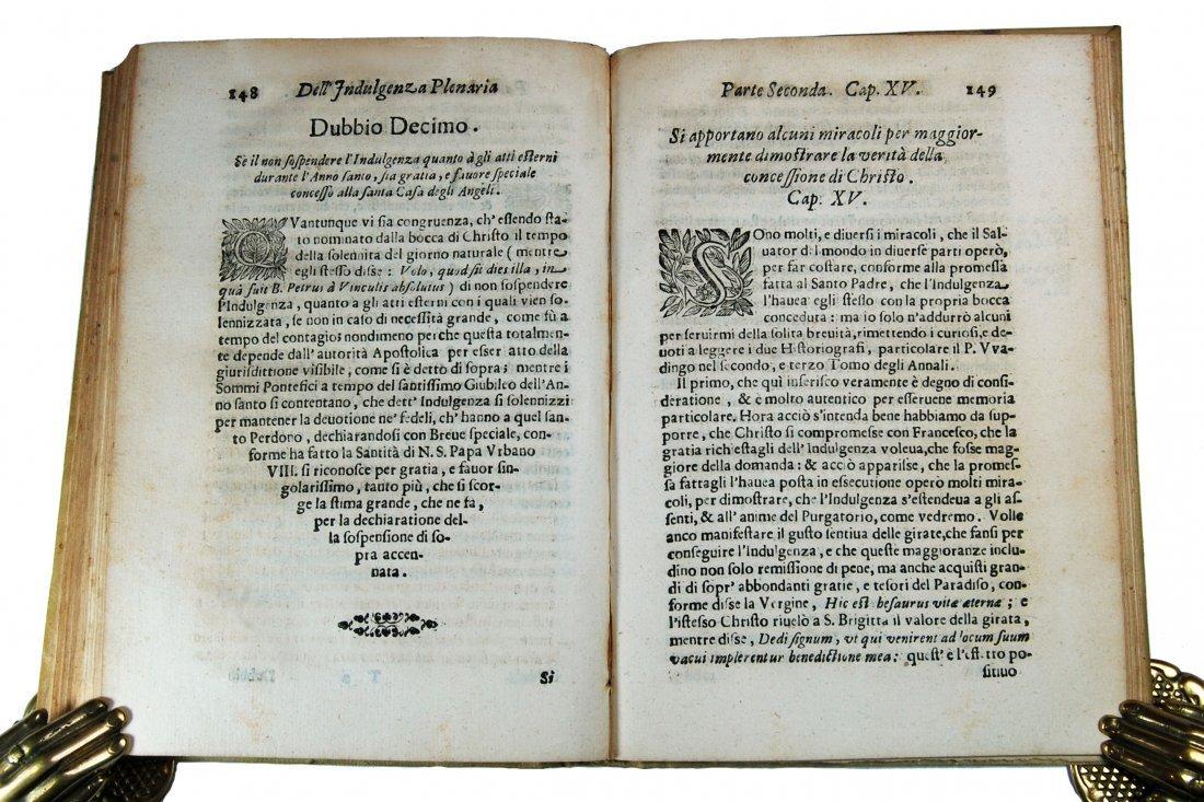 [Assisi, Indulgences] Tofi, 1644 - 8