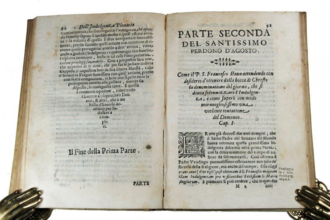 [Assisi, Indulgences] Tofi, 1644 - 9