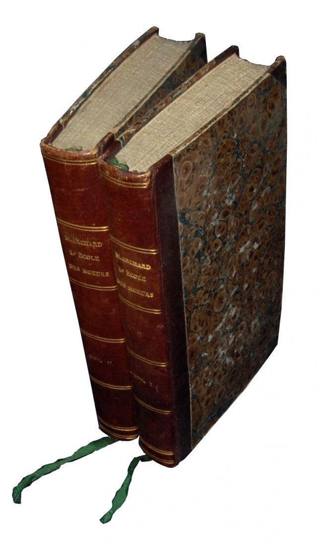 [Ethics] Blanchard, Scuola de' costumi 1825-8, 4 (+2) v - 7