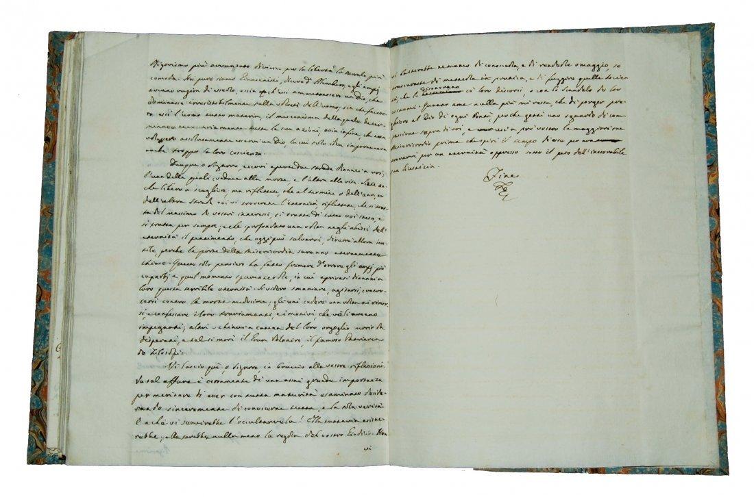 [Manuscripts, Christian Apologetics] Anonymous end 1700 - 5