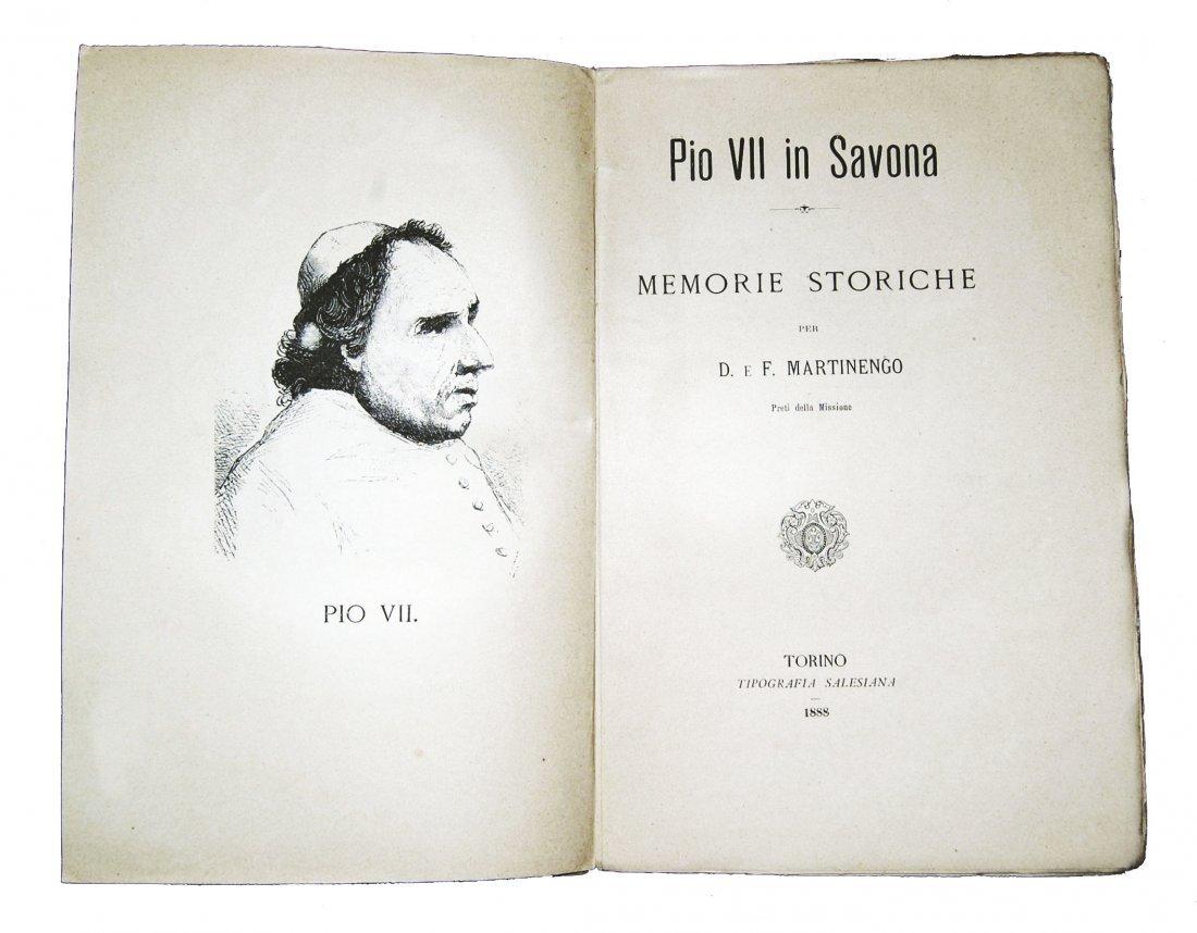 [Popes] Pius VII, Martinengo, 1888