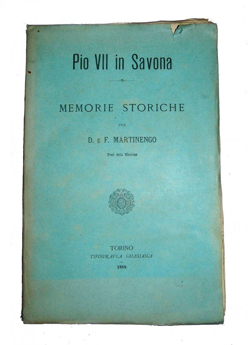[Popes] Pius VII, Martinengo, 1888 - 2