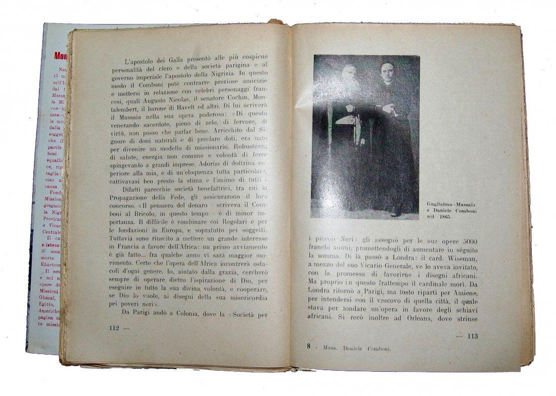 [Saints, Lives, Don Bosco, St. Daniel Comboni] 2 works - 7