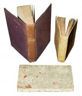 [saints' Works] Various, 3 Works, 1677-1877