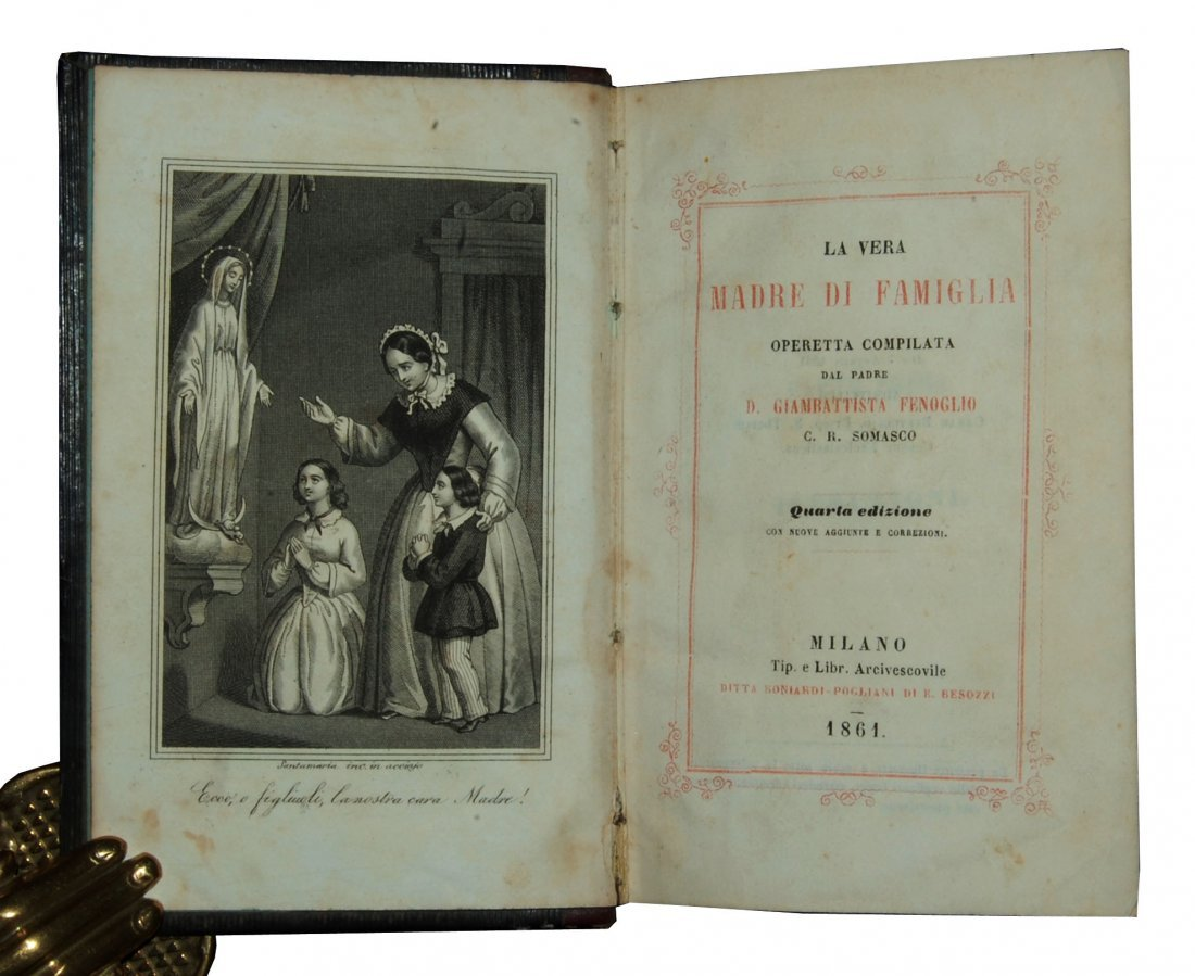 [Women, Ethics & Spiritual Exercises] 4 works 19th cent - 5