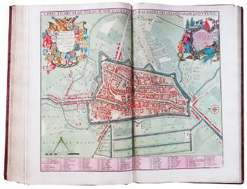 [Atlas of the world] Ottens, Atlas Sive Geographia 1745