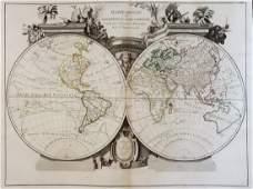 [Atlas of the world] Santini, Atlas Universel, 1776-80