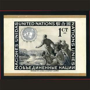 UN Artist Final Sketch by O.C. Meronti