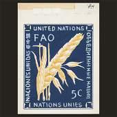 1143: UN Artist's Drawing by Dirk Van Gelder