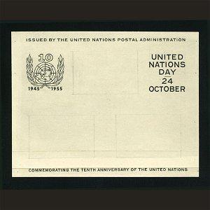 1202: UN 10th Anniversary - Die Proof - Black