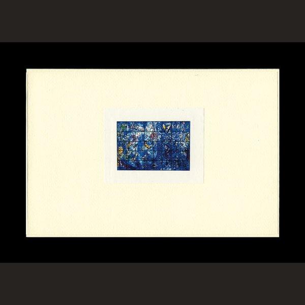 1729: UN Photograph of Souvenir Sheet